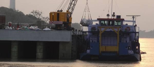 तस्वीर: भारत के अंतर्देशीय जलमार्ग प्राधिकरण
