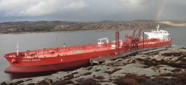 ファイル写真:Nordic American Tankers Limited