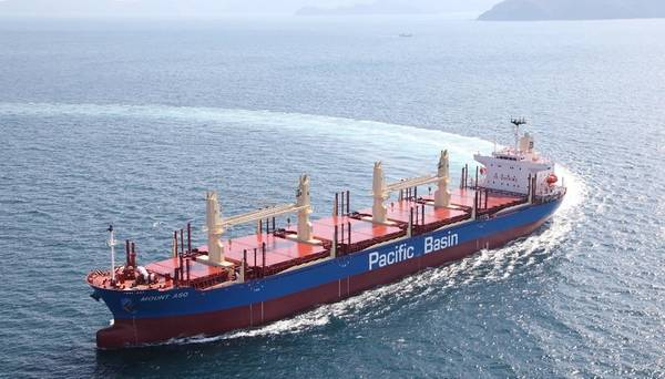 写真:Pacific Basin Shipping Limited
