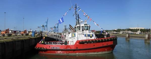 图片:Damen Shipyards