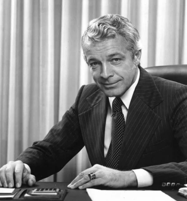 埃德温·史蒂芬(Edwin W. Stephan),皇家加勒比邮轮公司的创始人,长期总裁兼副董事长。照片:皇家加勒比游轮