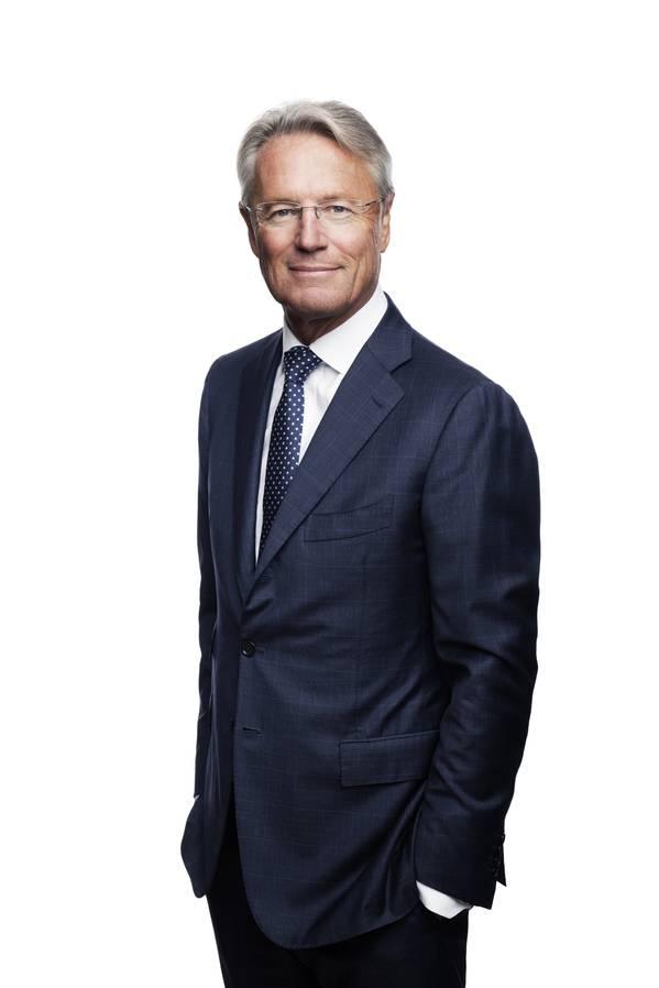 新ABB首席执行官Bjorn Rosengren(信贷ABB)