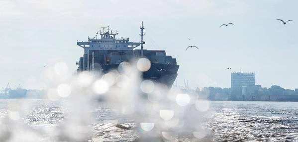 照片:汉堡港务局