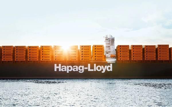 画像:Hapag-Lloyd