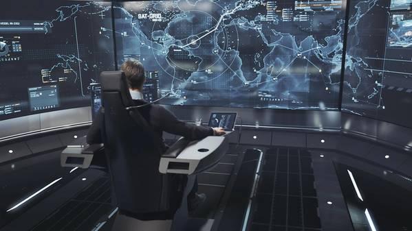 罗尔斯·罗伊斯海事公司一直处于自主航运技术发展的前沿。图片:罗尔斯·罗伊斯海事公司版权所有