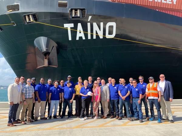 船、乗組員、ターミナルチーム、クローリー。