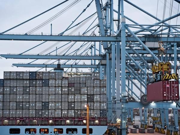 (ファイル写真:AP Moller  -  Maersk)