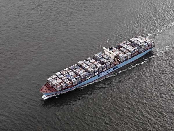 (写真:AP Moller-Maersk)