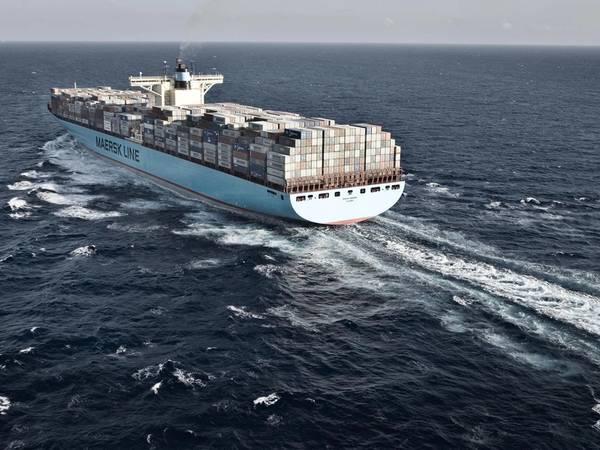 (Φωτογραφία: AP Moller-Maersk)