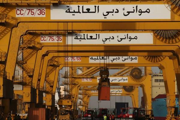 (الصورة: موانئ دبي العالمية)