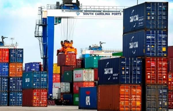 (फोटो: दक्षिण कैरोलिना बंदरगाह प्राधिकरण)