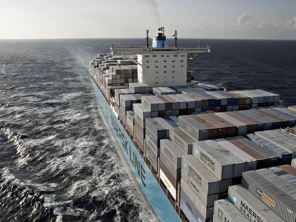 (Foto do arquivo: Maersk Line)