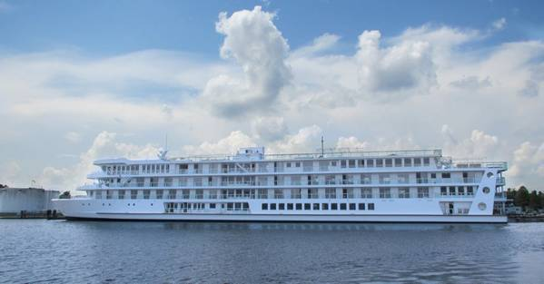American Song (Foto: American Cruise Lines)