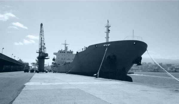 MT Barrett (Foto: Union Maritime)