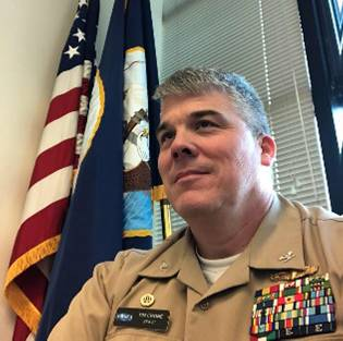 CAPT Timothy Crone (Foto: Hepburn and Sons LLC)