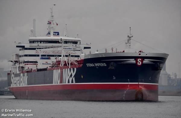Datei Bild der Stena Impero (CREDIT: MarineTraffic.com / © Erwin Willemse