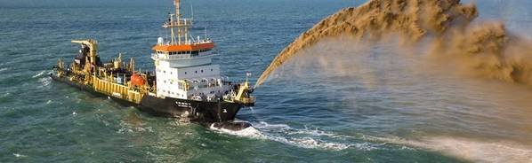 Foto: Dredging Corporation of India
