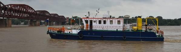 Foto: Inland Waterways Authority of India