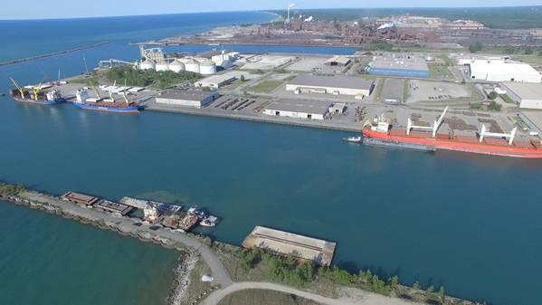 Foto: Port of Indiana-Burns Harbour