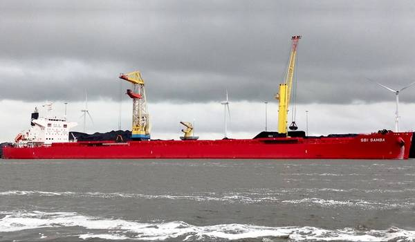 Foto: Skorpion Bulkers Inc.