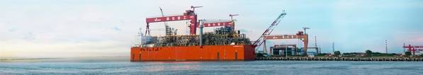 Image: Wison Offshore e Marinha