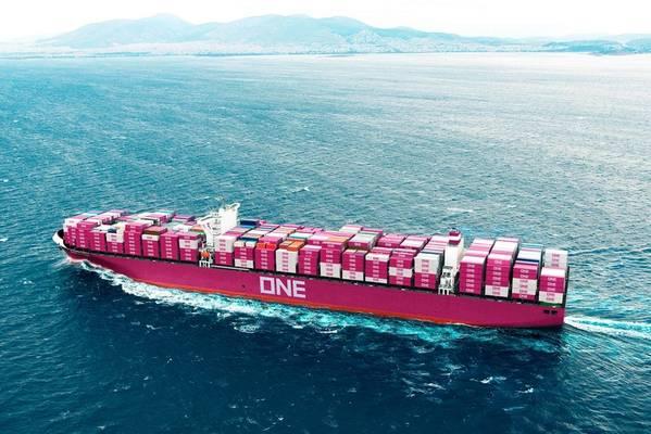 Imagem: Ocean Network Express (ONE)