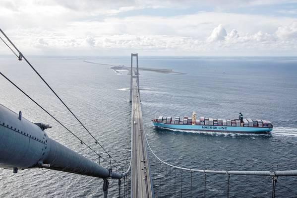 Imagem do arquivo: CREDIT Maersk