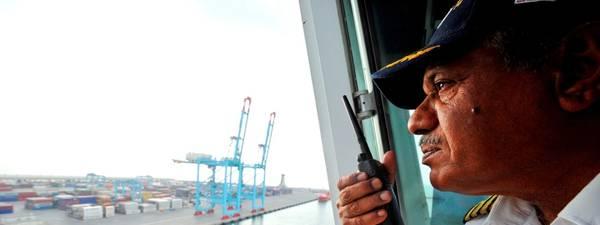 Imagen: APM Terminals Bahrein