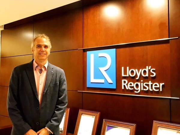 Lloyd's Register(LR)宣布约翰希克斯是美洲海洋和近海的总裁。