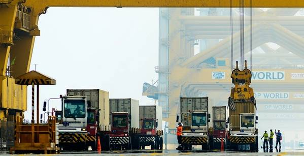 Pic:DP World