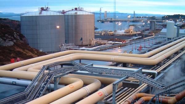 Sture Terminal (الصورة: Equinor)