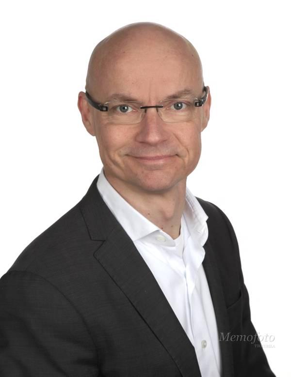 Tuomo Valkonen (Foto: Evac)