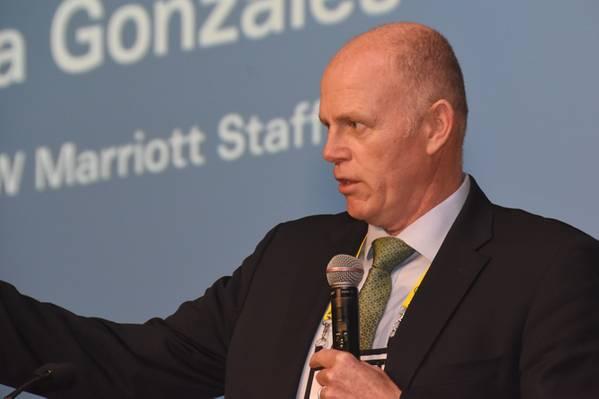Ο Διευθύνων Σύμβουλος της Interferry Mike Corrigan εξηγεί γιατί ο παγκόσμιος εμπορικός σύλλογος είναι έτοιμος να αναλάβει τις εργασίες του στο επόμενο επίπεδο.