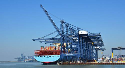 Морской сектор Великобритании вносит большой вклад в экономику страны. (Фото © Adobe Stock / harlequin9)