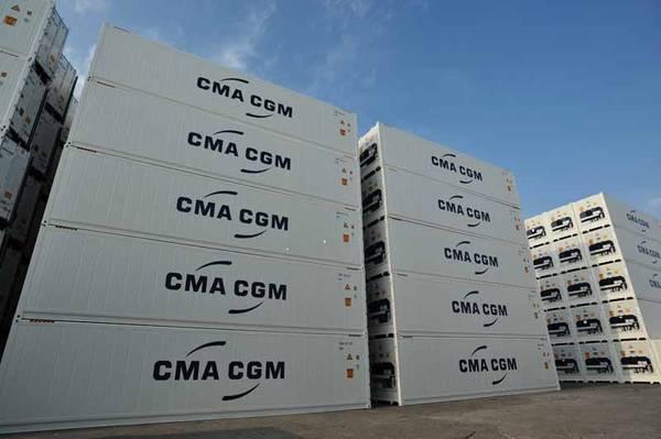 Фотография: CMA CGM