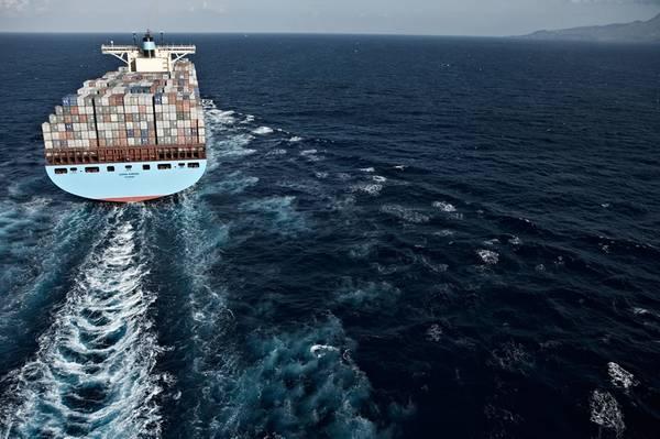 (Файл фото: Maersk Line)