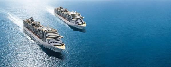 Editorial: Cruceros de MSC