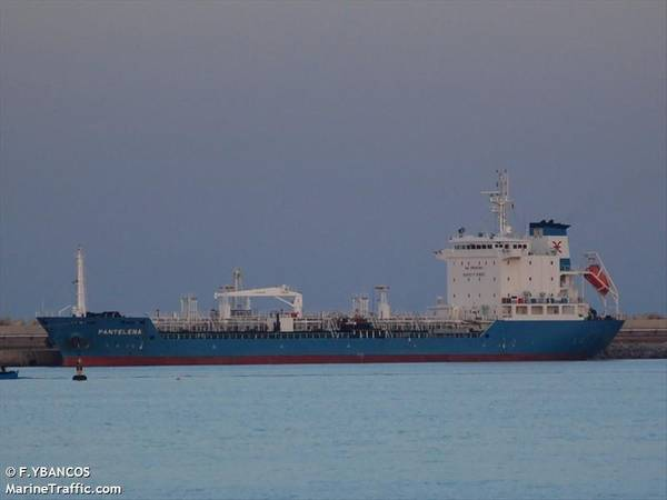 © F. Ybancos / MarineTraffic.com