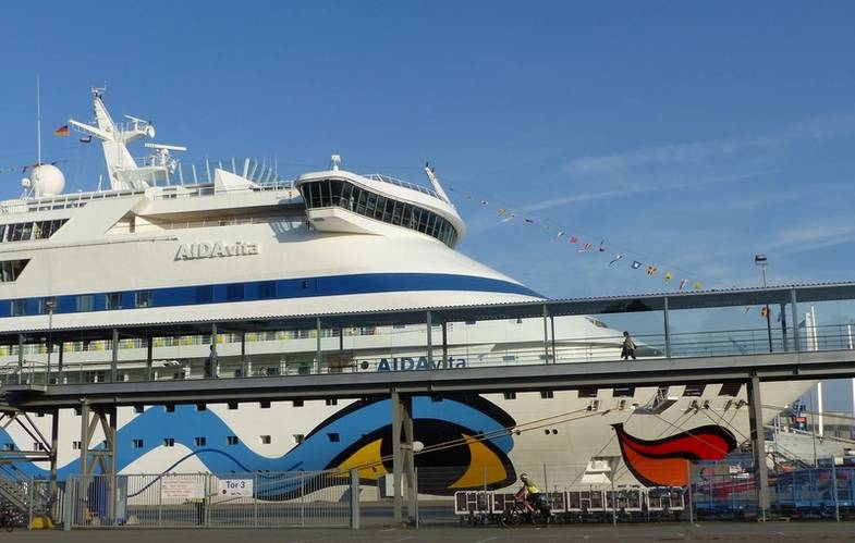 AIDAvita (Photo: Port of Kiel)