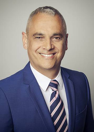 Marc Pinheiro (Photo: Militzer & Münch)