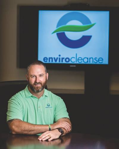 Matt Hughes P.E., Envirocleanse Executive VP of Marketing & Salespresident and CEO (Photo: Envirocleanse)