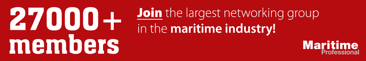 Join the largest Maritime Professional community