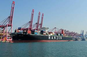 File photo: Hanjin