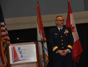 U.S. Coast Guard RADM John Nadeau, Assistant Commandant for Prevention Policy (Photo: Joseph Keefe)