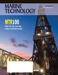 Marine Technology Magazine Cover Jul 2010 - MTR100 Edition