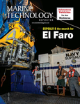 Marine Technology Magazine Cover Jan 2016 - Underwater Vehicle Annual: ROV, AUV, and UUVs