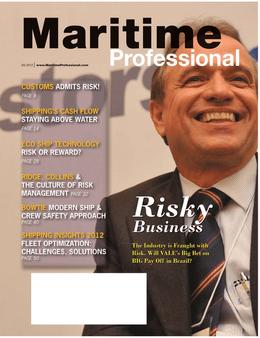 Q2 2012  - Maritime Risk
