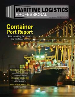Q1 2019  - Container Ports