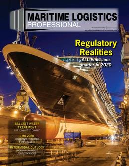 Q4 2019  - Short Sea Shipping Ports