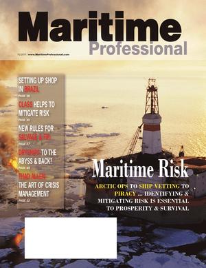 Q1 2011  - Maritime Risk